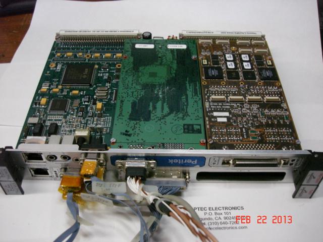 US Universal Switching VXI-RMR410-004 Register-Based C-Size VXI Module Unit
